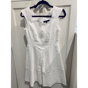 Nanette Laporte white dress